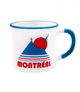 Tasse vintage Montréal