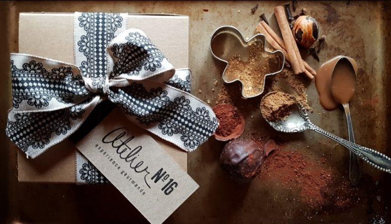 Cliquez ici pour acheter Boîte festive (de produits fins)