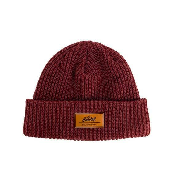 Tuque bourgogne Chunky
