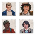 Sous-verres - Stranger Things
