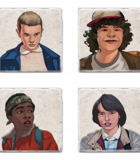 Sous-verres – Stranger Things