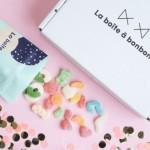 Abonnement mensuel - Boîte à bonbons