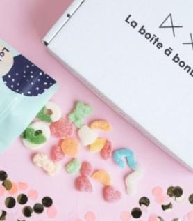 Abonnement mensuel – Boîte à bonbons
