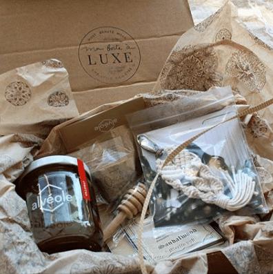 Ma boite à Luxe – Abonnement 3 mois