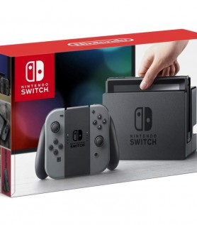 Nintendo Switch – Édition Grise