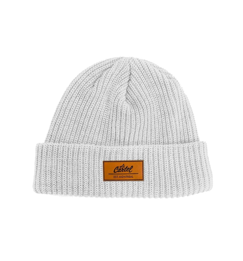 Tuque Chunky Beanie – Blanche