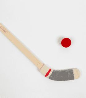 Mini bâton de hockey (Bûcheron)