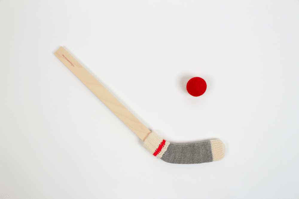 Cliquez ici pour acheter Mini bâton de hockey (Bûcheron)