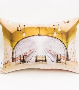 Coussin – Métro Beaudry