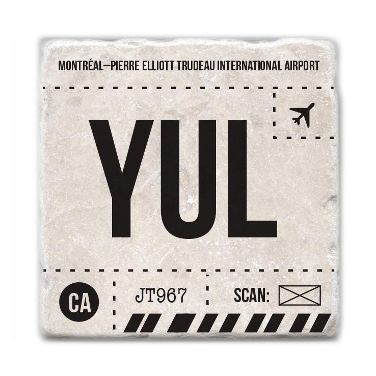 Cliquez ici pour acheter Sous-verres YUL