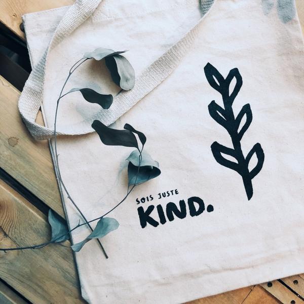 Sac – Sois juste kind