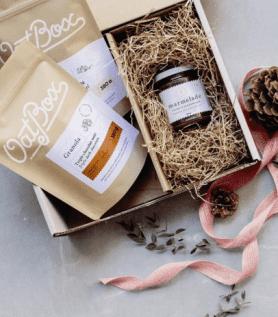 Coffret – La foodie (Oatbox)
