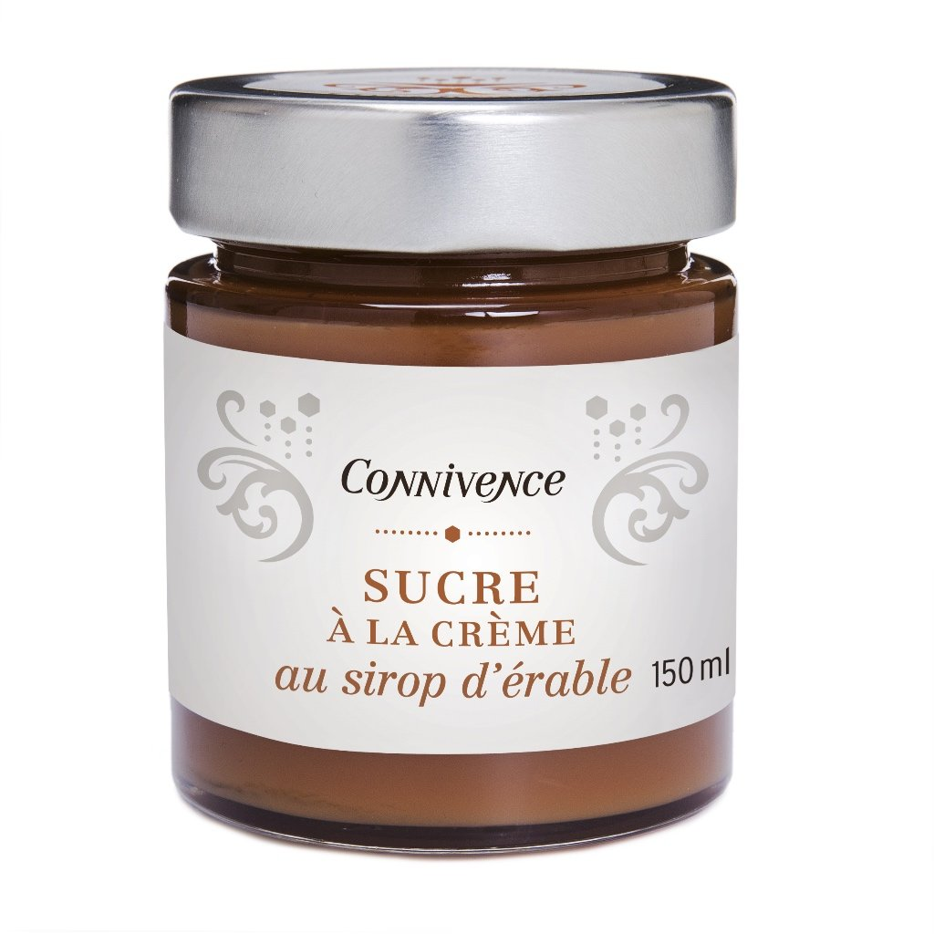 Sucre à la crème au sirop d'érable… Mmmm!