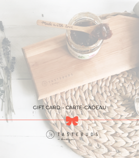 Carte-Cadeau – TasteBuds