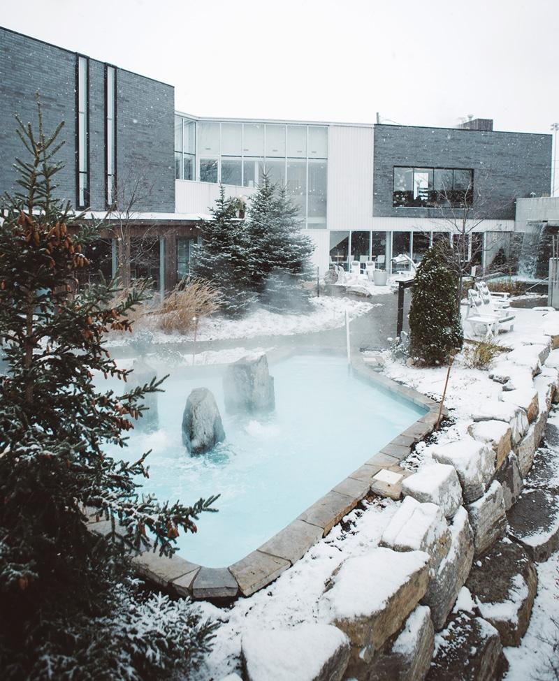 Forfait – Strøm Spa Île-des-soeurs