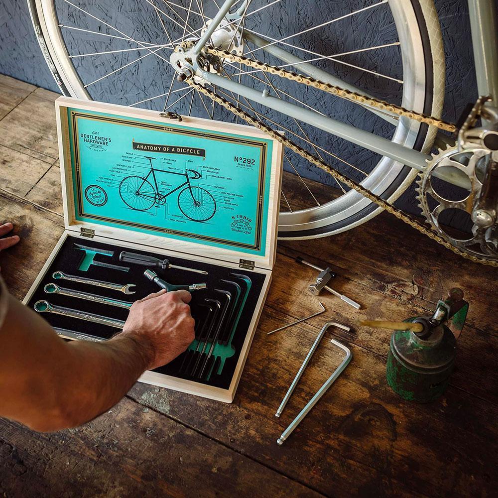 Boîte à outils pour vélo