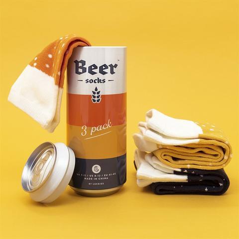 Cliquez ici pour acheter Chaussettes bière