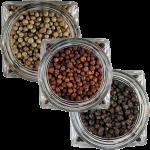 Trio de poivre de Kampot