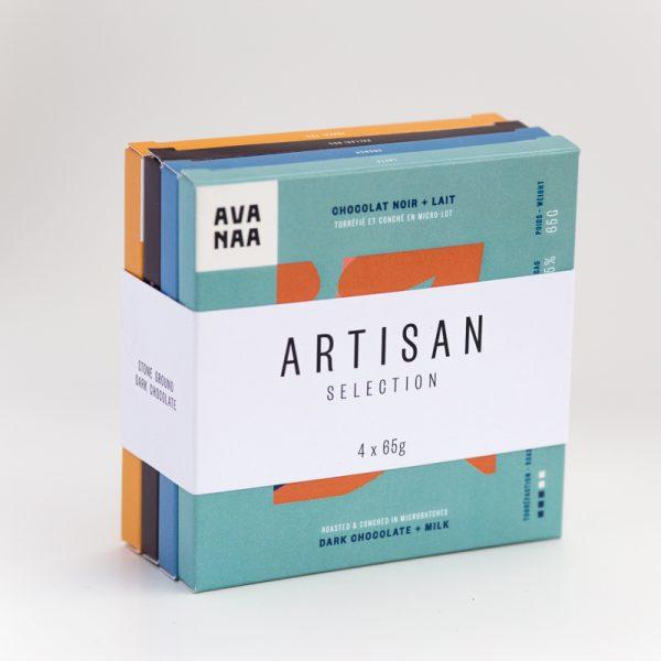 Chocolat AVANAA – Sélection ARTISAN