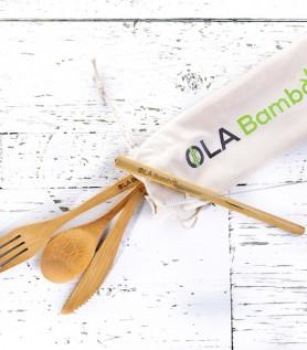 Kit zéro déchet OLA Bamboo