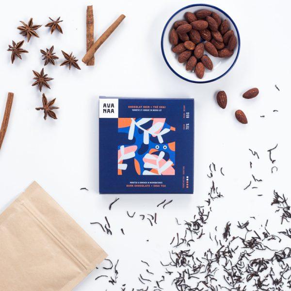 Cliquez ici pour acheter Chocolat AVANAA – Chai