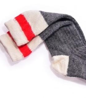 Bas de laine d'alpaga – Style classique