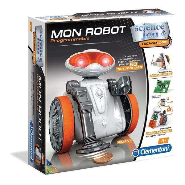 Cliquez ici pour acheter Robot programmable