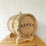 Fût de chêne pour gin - 2 Litres