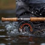 Ensemble Q - Canne et moulinet pour pêche à la mouche