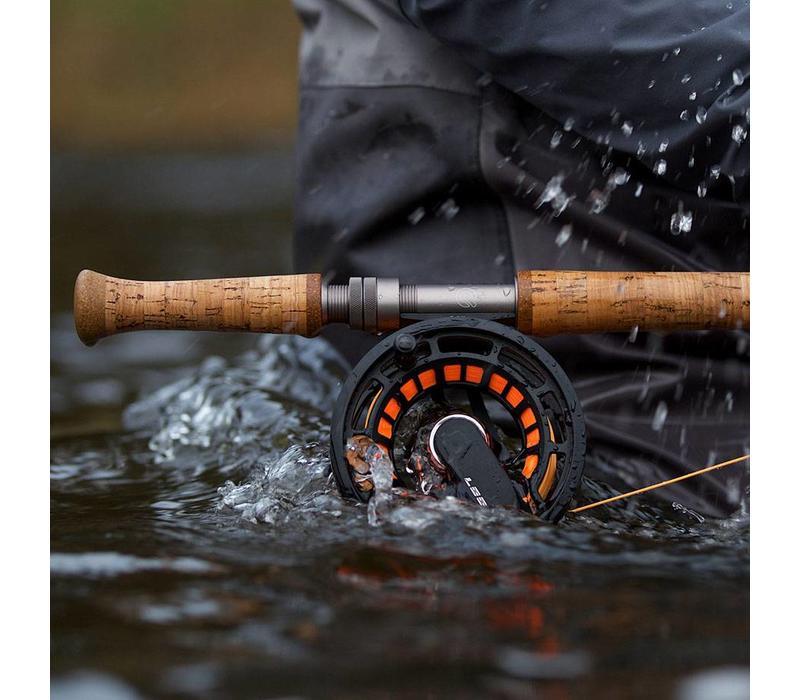 Ensemble Q – Canne et moulinet pour pêche à la mouche