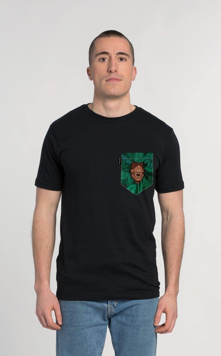 Cliquez ici pour acheter T-Shirt personnalisé pour homme (Poches & Fils)