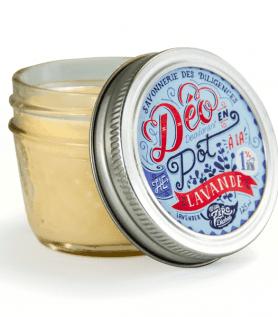 Déo en pot – Lavande ou agrume (haute efficacité)