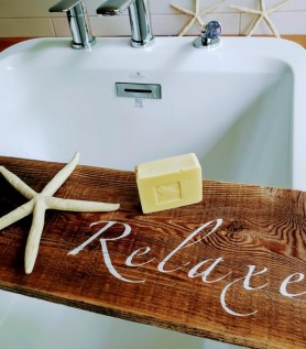 Pont de bain fait au QC – «Relaxe»