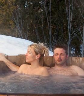 Forfait Natureza – Spa, resto & chalet!