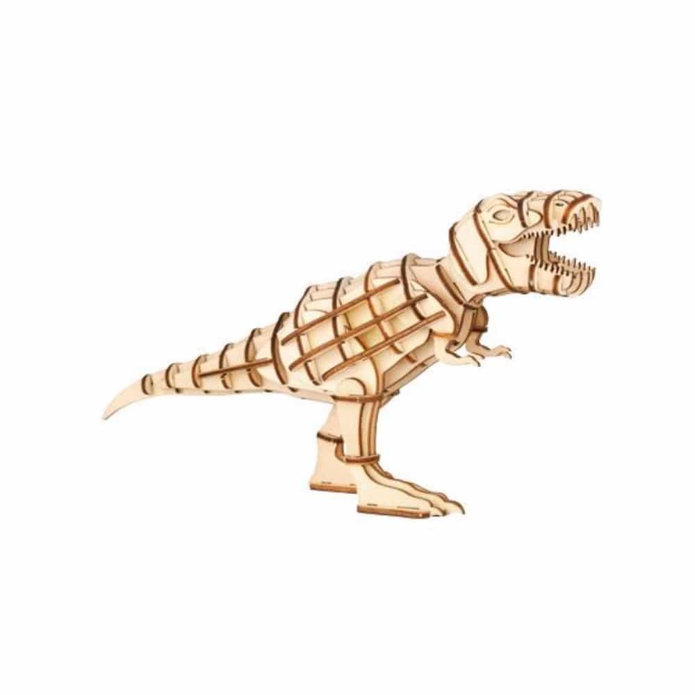 Cliquez ici pour acheter Dinosaure en bois 3D