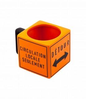 Tasse de construction – Vive Montréal!