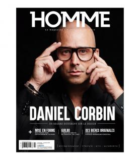 Découvrez le Magazine HOMME!