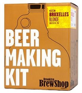 Kit de fabrication de bière – Blonde Bruxelles