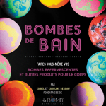 Bombes de bain à faire à la maison