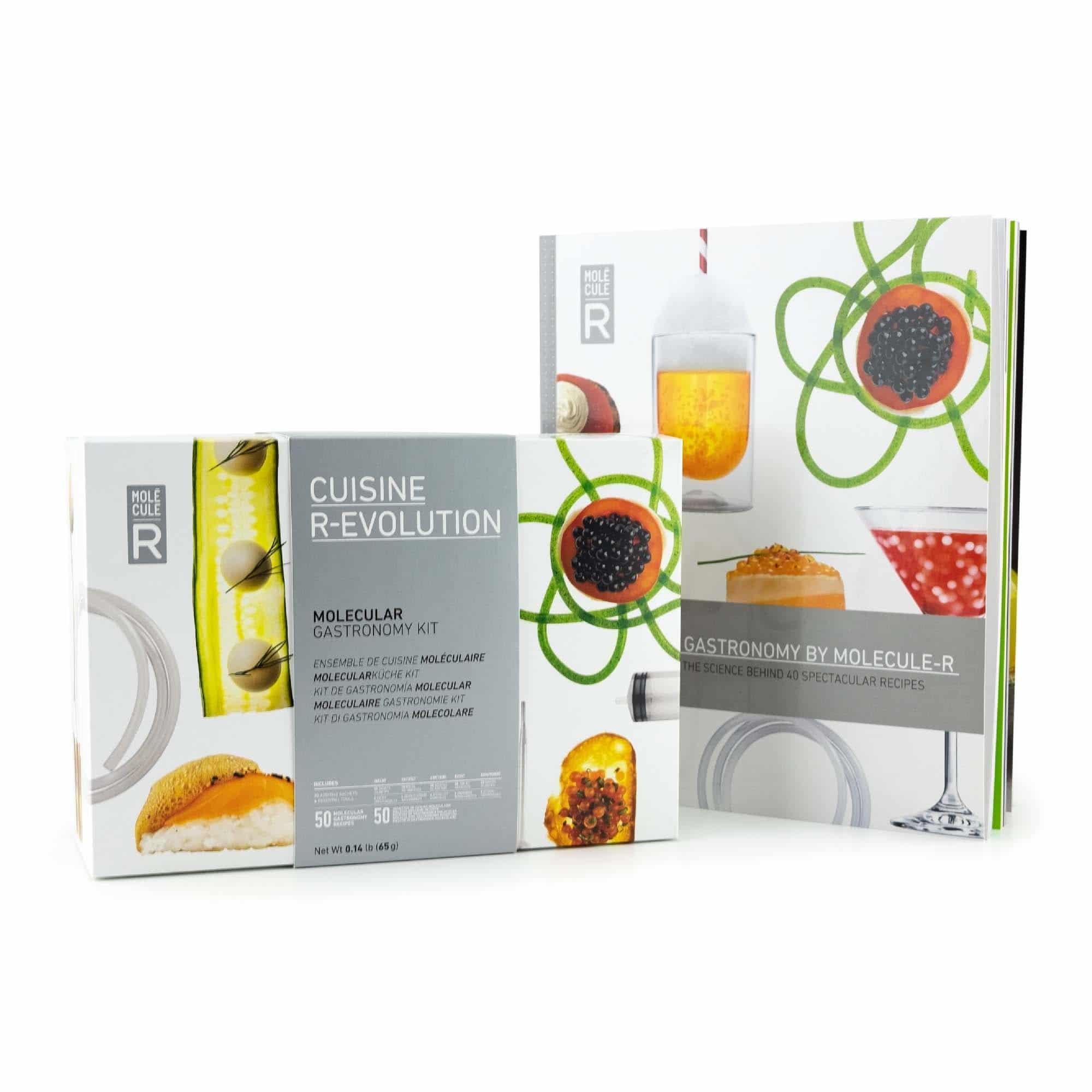 Cliquez ici pour acheter Cuisine moléculaire R-Evolution