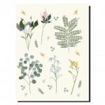Cahier de notes thématique botanique