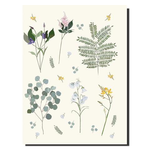 Cliquez ici pour acheter Cahier de notes thématique botanique