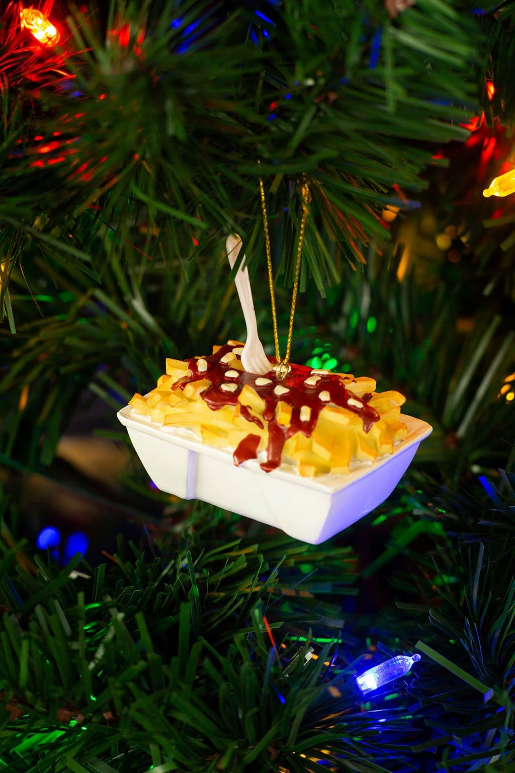 Cliquez ici pour acheter Décoration de Noël – Poutine