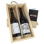 Coffret cadeau prestige - Boîte à vins du Québec