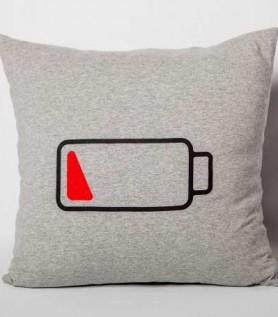 Coussin Batterie Faible (20%)