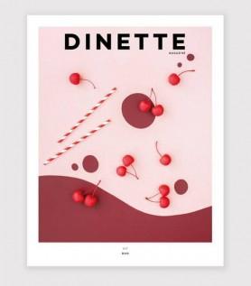 Dinette Magazine – Offrir un abonnement à 6 magazines!