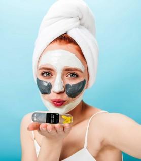 Kit de masques beauté bio pour soirée de fille