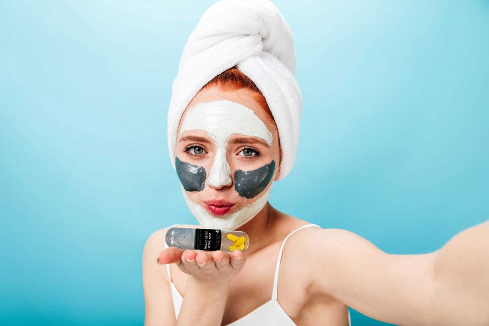 Cliquez ici pour acheter Kit de masques beauté bio pour soirée de fille