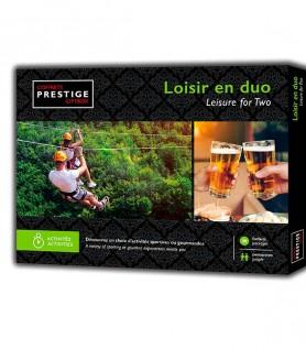 Coffrets Prestige : Loisir en duo