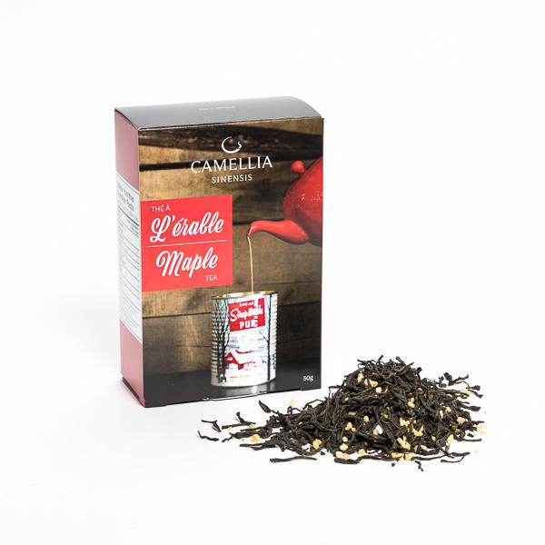 Cliquez ici pour acheter Thé à l'érable